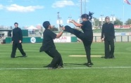 Two Fish Kung Fu reno aces demo